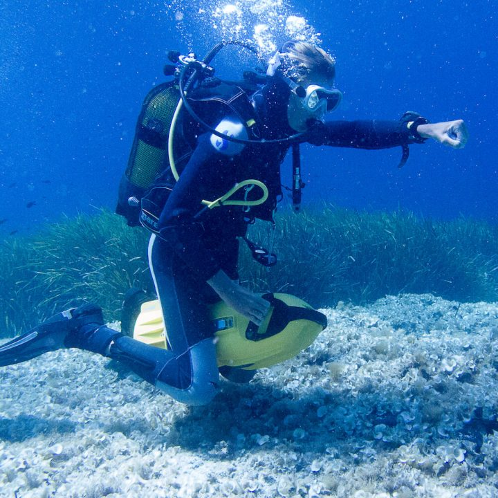 PADI Adventures in Diving, Menorca