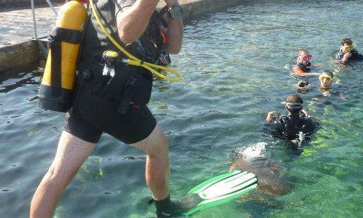 PADI Discover Scuba DIving | S'Algar Diving, Menorca