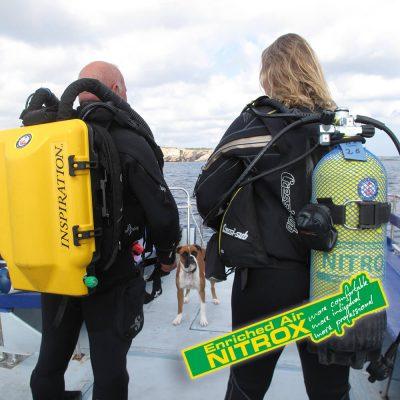 PADI Enriched Air Nitrox | S'Algar Diving, Menorca