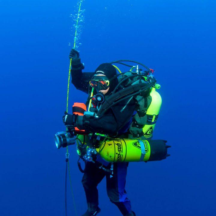 TDI Extended Range Diver Course | S'Algar Diving, Menorca