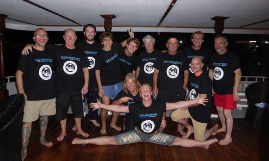 Scuba Holidays with S´Algar Diving