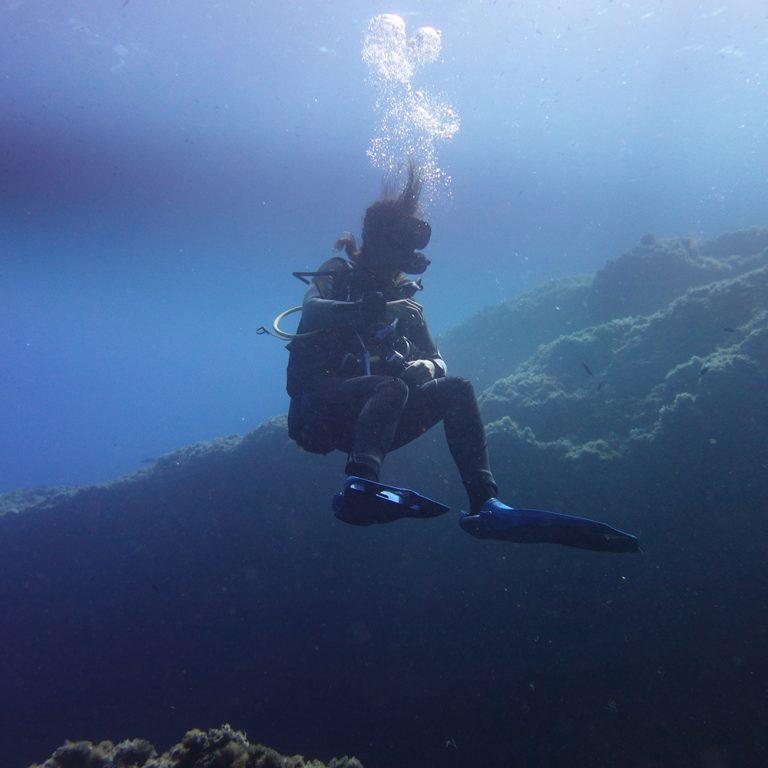 PADI Peak Performance Buoyancy PPB | S'Algar Diving Menorca