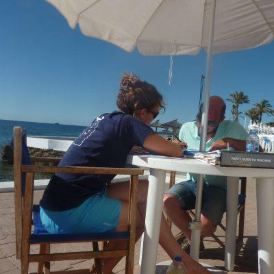 Tauchen lernen auf Menorca