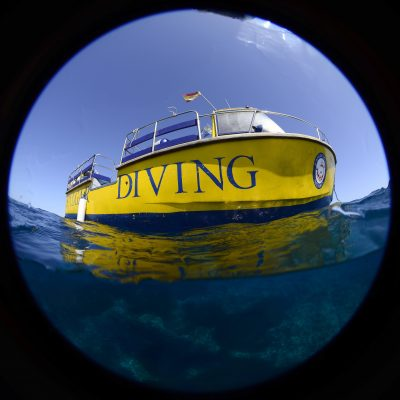 Scuba Diving in S'Algar
