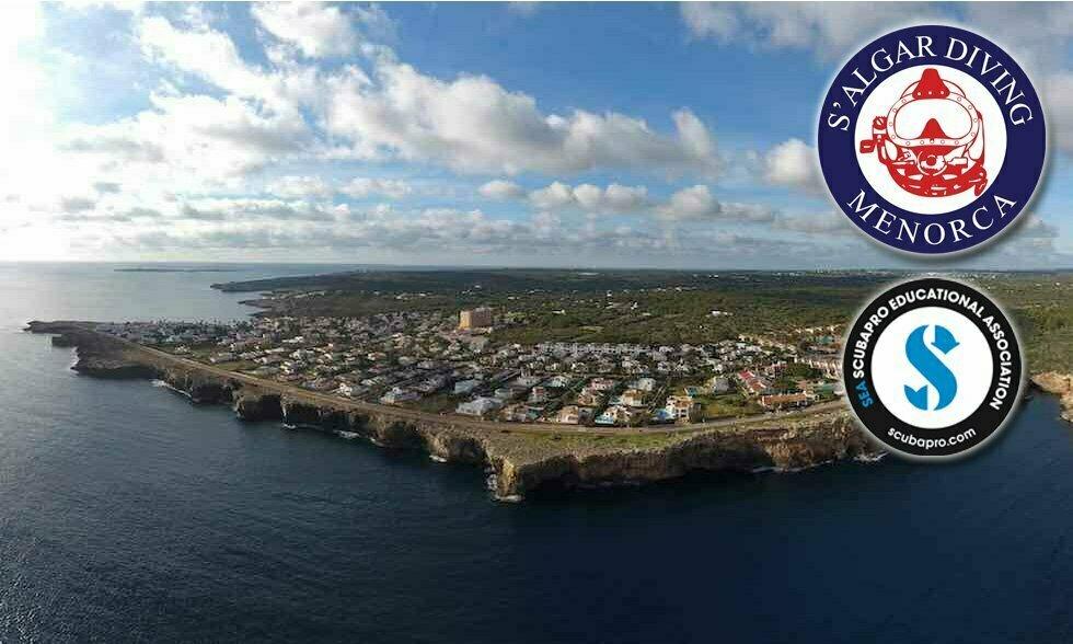 S´Algar Diving: Tauchen im Meeresschutzgebiet Isla del Aire @S´Algar Diving Menorca