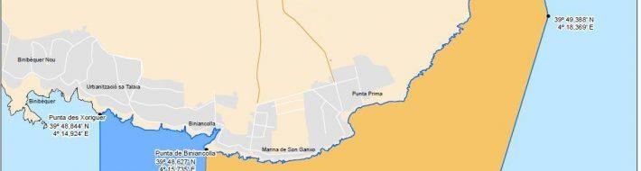 Zona Reserve Marina | Marine Park Reserve | S'Algar Diving Menorca