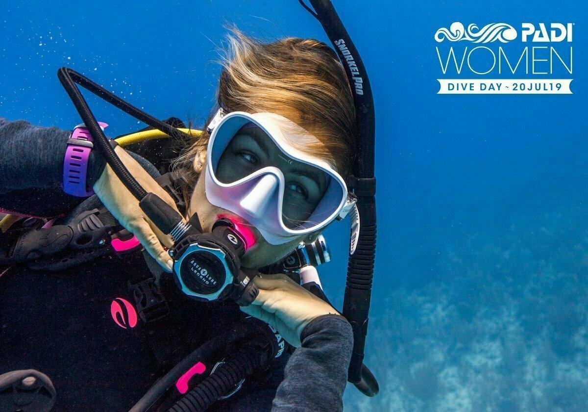 Woma´s Dive Day at S´Algar Diving Menorca